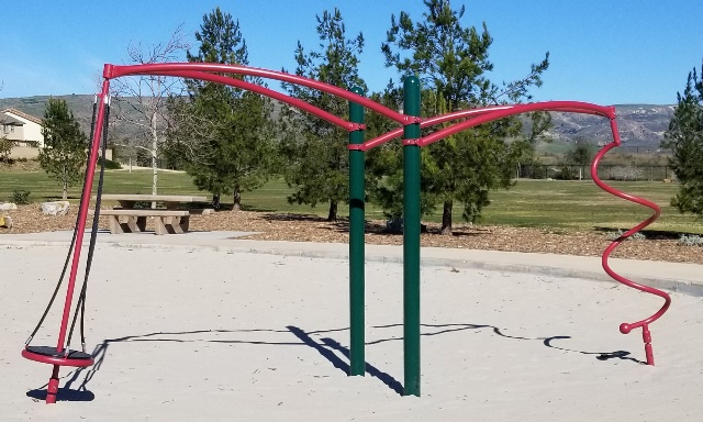 Mammoth Highlands Park Sol Spinner Combo