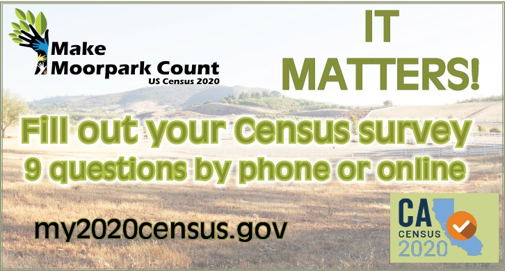 Fill Out Your Census Form