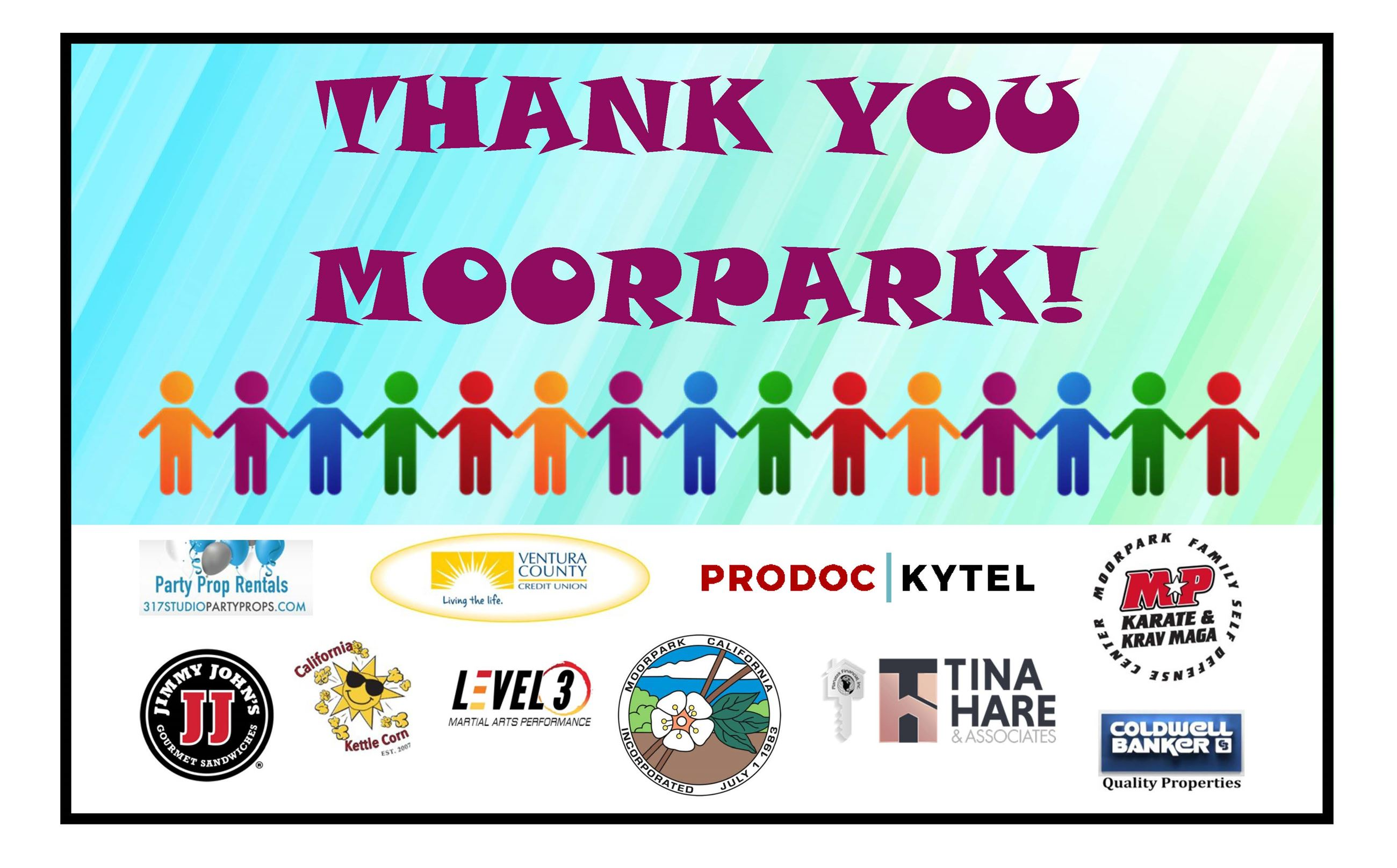 Thank You Moorpark