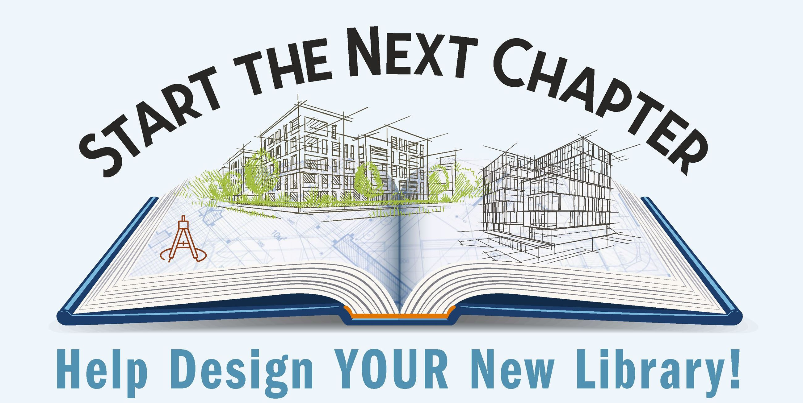 New City Library - Start The Next Chapter