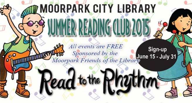 Summer Reading Club 2015