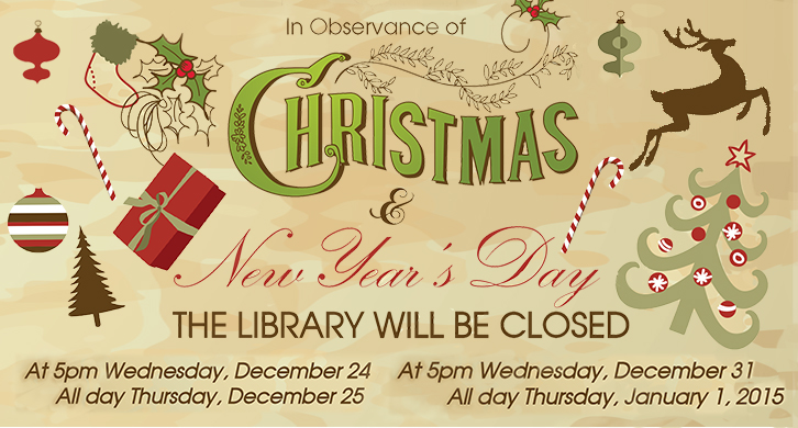 Christmas and New Years