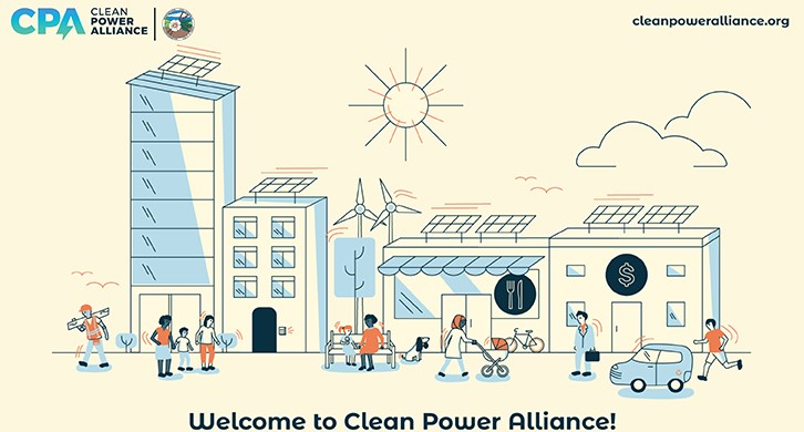 Welcome to the Clean Power Alliance