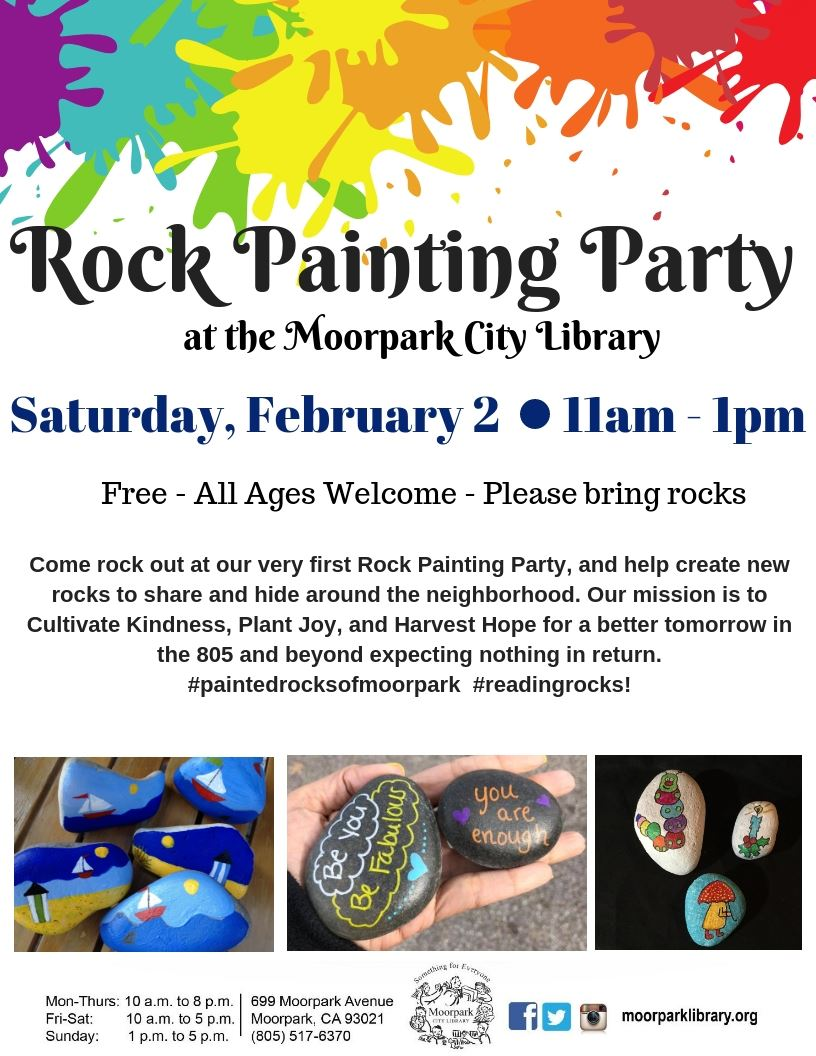 Rock Painting Party (2)