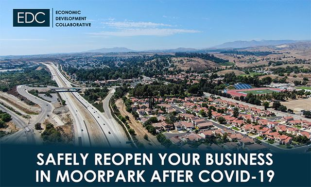 Free Webinar: Safely Reopen Your Business in Moorpark After COVID-19 Opens in new window