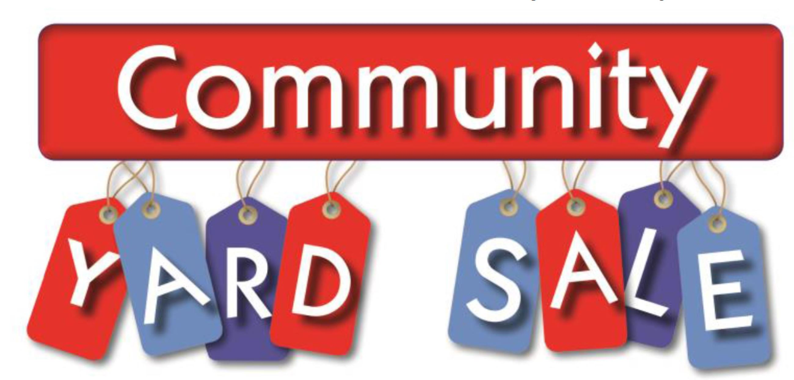 Community Yard Sale Logo