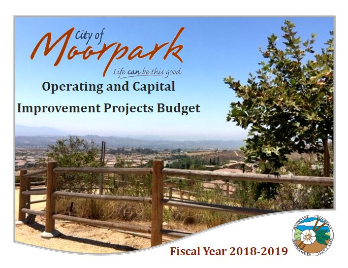 FY 2018-19 Budget Cover