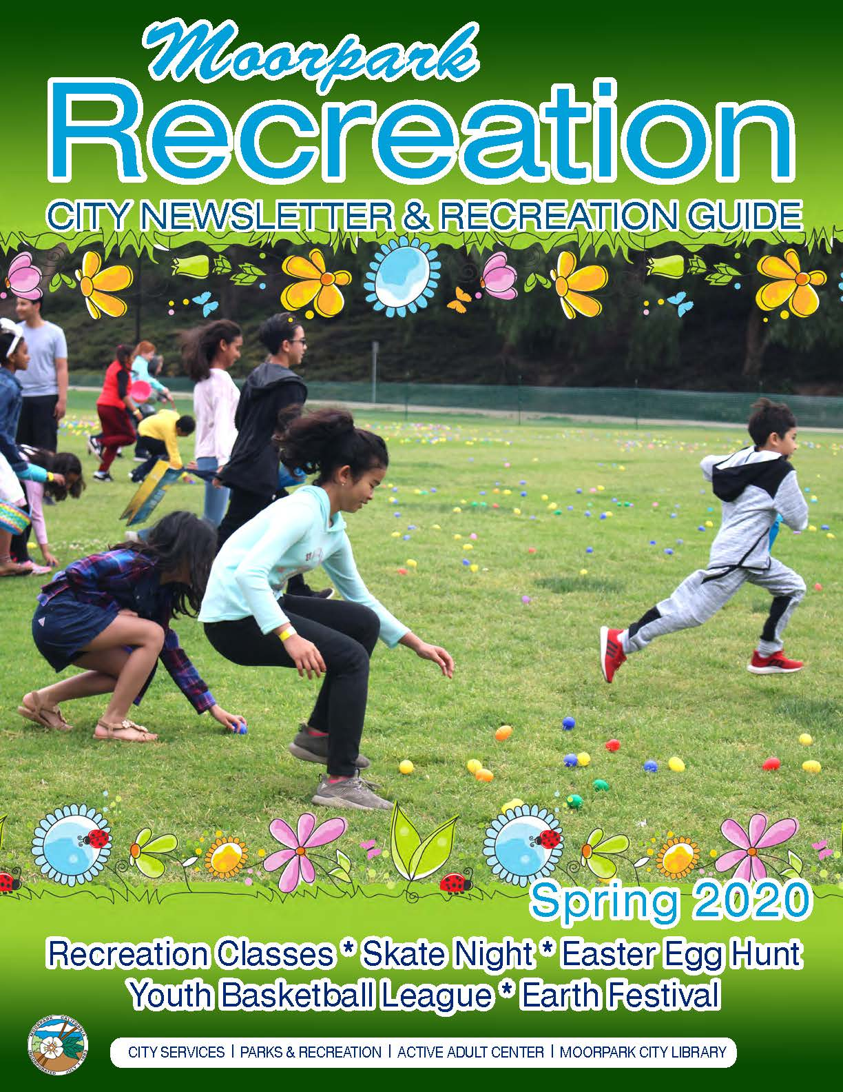 Spring 2020 Recreation Guide Opens in new window