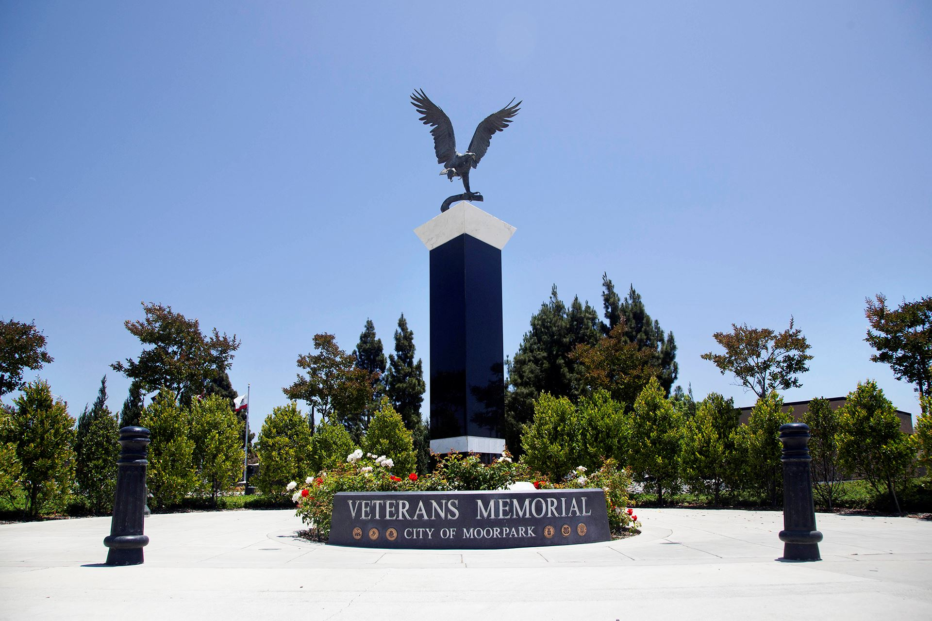 Moorpark Veterans Memorial